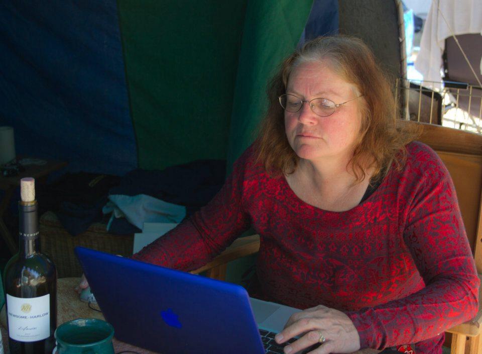 Sue Dawe 2012
